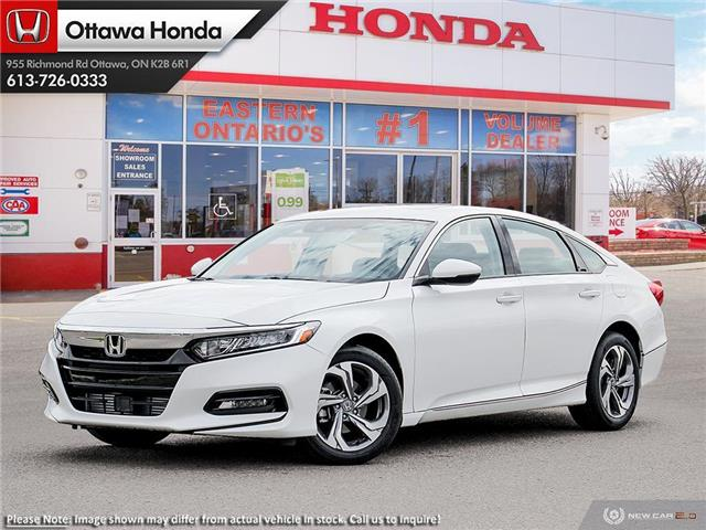2020 Honda Accord EX-L 1.5T (Stk: 333660) in Ottawa - Image 1 of 22