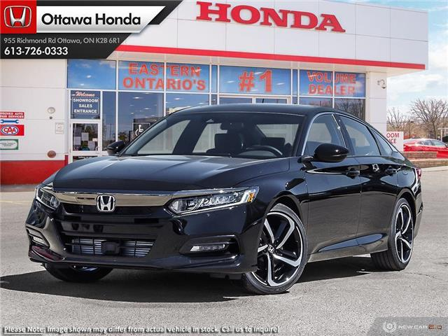 2020 Honda Accord Sport 1.5T (Stk: 331650) in Ottawa - Image 1 of 23