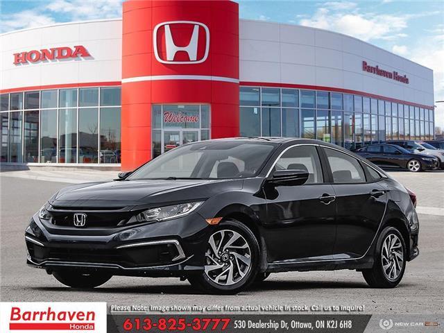 2020 Honda Civic EX (Stk: 2600) in Ottawa - Image 1 of 23