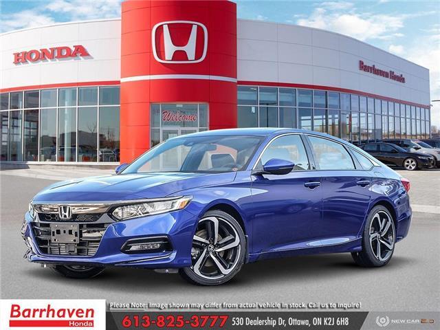 2020 Honda Accord Sport 1.5T (Stk: 2677) in Ottawa - Image 1 of 23
