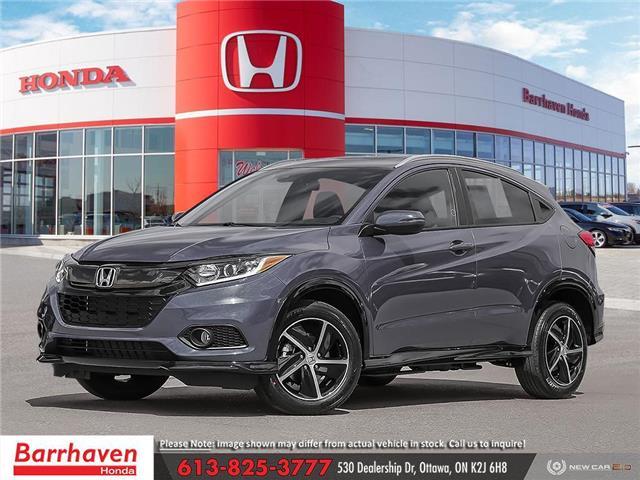 2020 Honda HR-V Sport (Stk: 2652) in Ottawa - Image 1 of 23