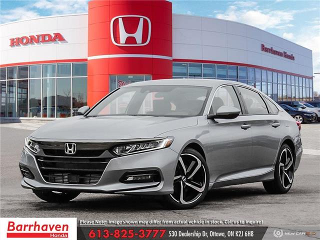 2020 Honda Accord Sport 1.5T (Stk: 2709) in Ottawa - Image 1 of 23