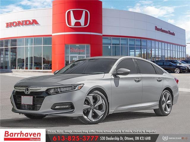 2020 Honda Accord Touring 2.0T (Stk: 2684) in Ottawa - Image 1 of 22