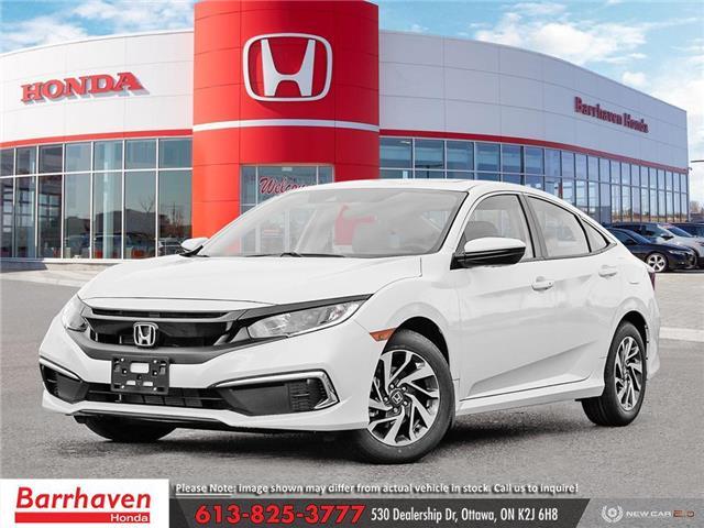 2020 Honda Civic EX (Stk: 2832) in Ottawa - Image 1 of 23