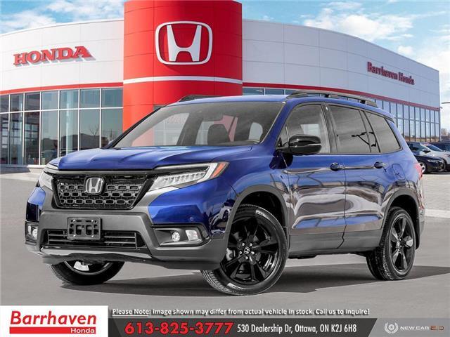 2019 Honda Passport Touring (Stk: 1649) in Ottawa - Image 1 of 23
