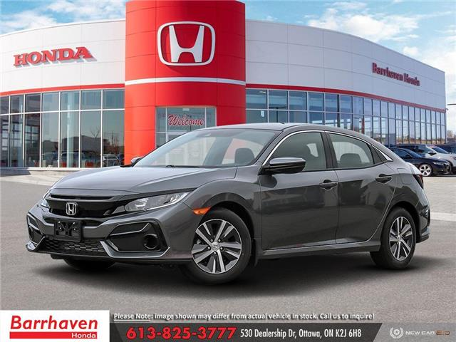 2020 Honda Civic LX (Stk: 2891) in Ottawa - Image 1 of 23