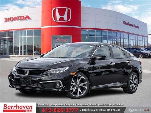 2020 Honda Civic Touring (Stk: 2596) in Ottawa - Image 1 of 23