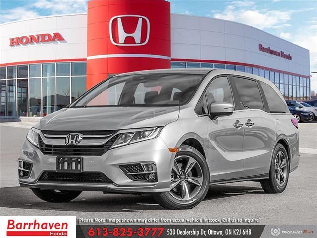 2020 Honda Odyssey EX-L RES (Stk: 2484) in Ottawa - Image 1 of 23