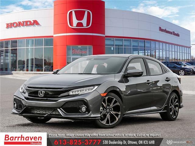 2020 Honda Civic Sport Touring (Stk: 2478) in Ottawa - Image 1 of 23
