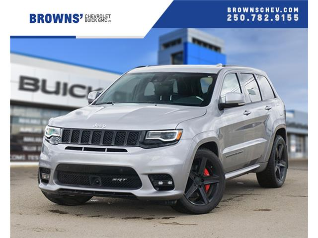 2017 Jeep Grand Cherokee SRT (Stk: 4418A) in Dawson Creek - Image 1 of 16