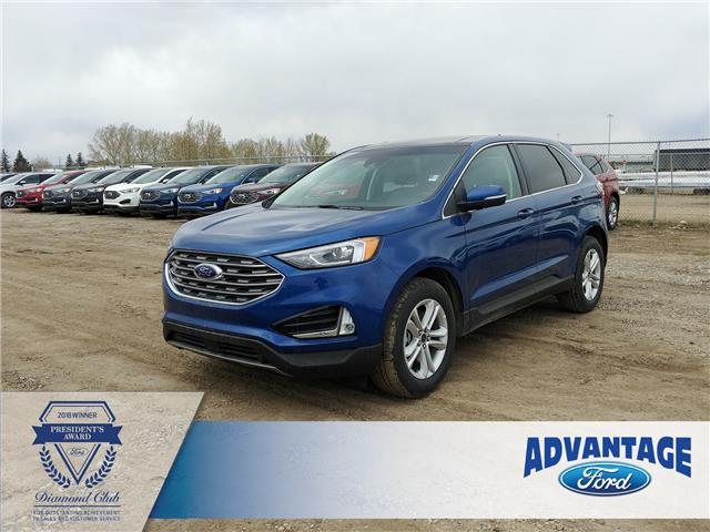 2020 Ford Edge SEL (Stk: L-558) in Calgary - Image 1 of 14