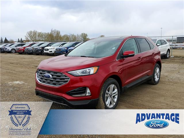 2020 Ford Edge SEL (Stk: L-552) in Calgary - Image 1 of 12
