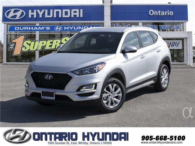 2020 Hyundai Tucson Luxury (Stk: 221259) in Whitby - Image 1 of 21