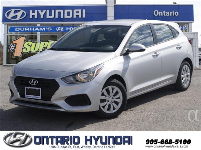 2020 Hyundai Accent Preferred (Stk: 119822) in Whitby - Image 1 of 16