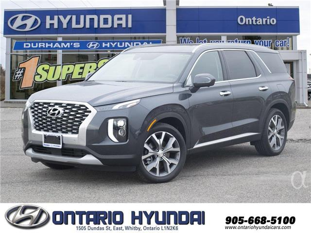 2020 Hyundai Palisade Ultimate (Stk: 118752) in Whitby - Image 1 of 21