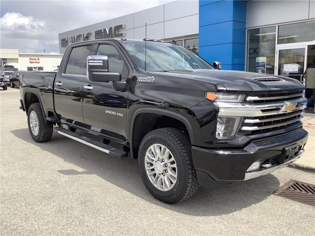 2020 Chevrolet Silverado 3500HD High Country (Stk: 20-607) in Listowel - Image 1 of 10