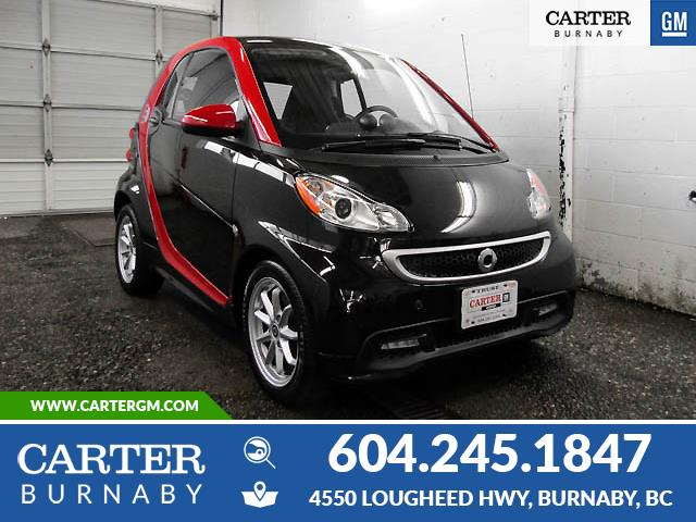 2016 Smart fortwo electric drive Passion (Stk: P9-61301) in Burnaby - Image 1 of 18