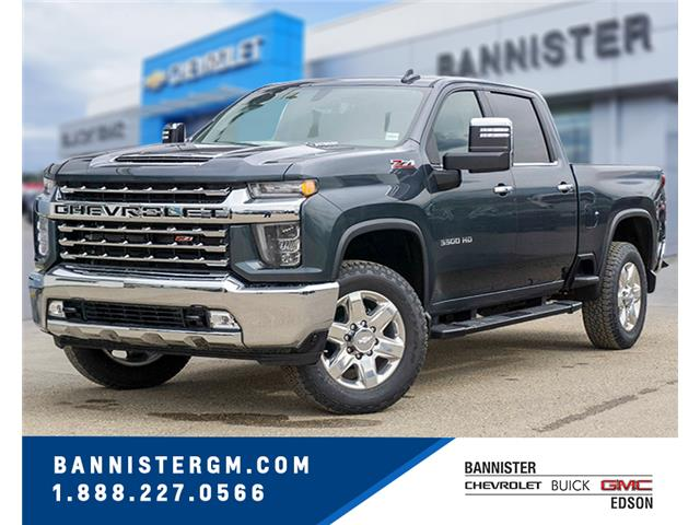 2020 Chevrolet Silverado 3500HD LTZ (Stk: 20-138) in Edson - Image 1 of 17