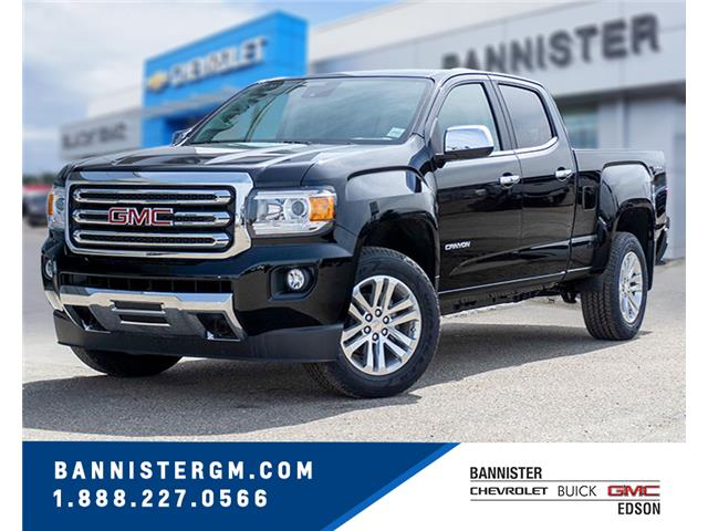 2020 GMC Canyon SLT (Stk: 20-105) in Edson - Image 1 of 17