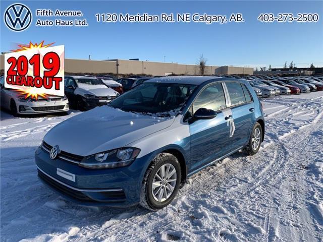 2019 Volkswagen Golf 1.4 TSI Comfortline (Stk: 19540) in Calgary - Image 1 of 23