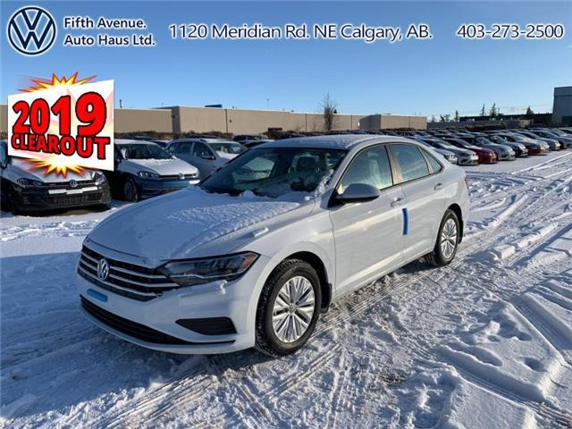 2019 Volkswagen Jetta 1.4 TSI Comfortline (Stk: 19560) in Calgary - Image 1 of 23