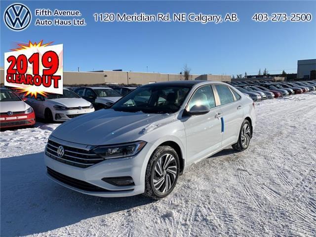2019 Volkswagen Jetta 1.4 TSI Execline (Stk: 19581) in Calgary - Image 1 of 30