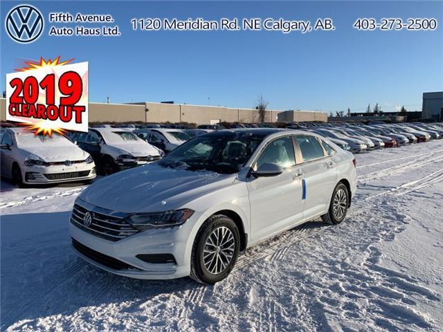 2019 Volkswagen Jetta 1.4 TSI Highline (Stk: 19601) in Calgary - Image 1 of 24