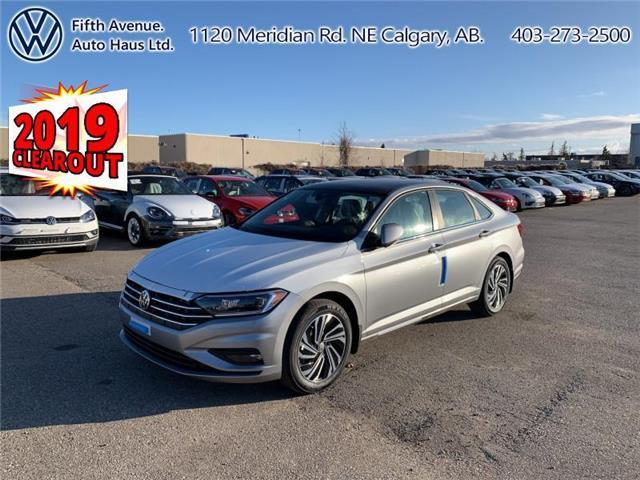 2019 Volkswagen Jetta 1.4 TSI Execline (Stk: 19607) in Calgary - Image 1 of 30