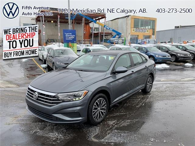 2019 Volkswagen Jetta 1.4 TSI Highline (Stk: 3479) in Calgary - Image 1 of 25