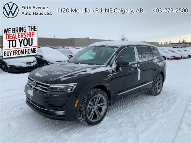 2020 Volkswagen Tiguan Highline (Stk: 20007) in Calgary - Image 1 of 30