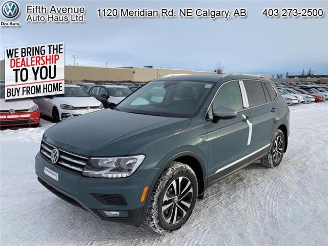 2020 Volkswagen Tiguan IQ Drive (Stk: 20023) in Calgary - Image 1 of 29