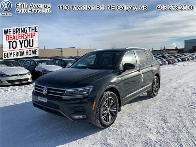 2020 Volkswagen Tiguan Highline (Stk: 20028) in Calgary - Image 1 of 30