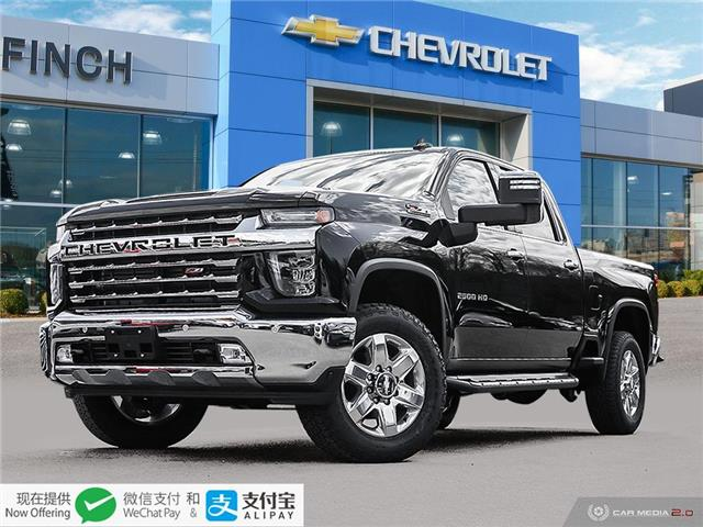 2020 Chevrolet Silverado 2500HD LTZ 1GC4YPEY1LF247062 150205 in London