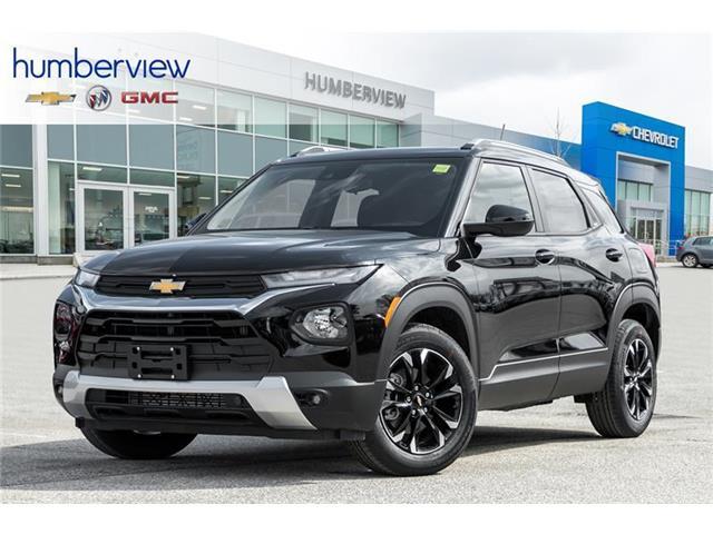 2021 Chevrolet TrailBlazer LT (Stk: 21TB002) in Toronto - Image 1 of 19