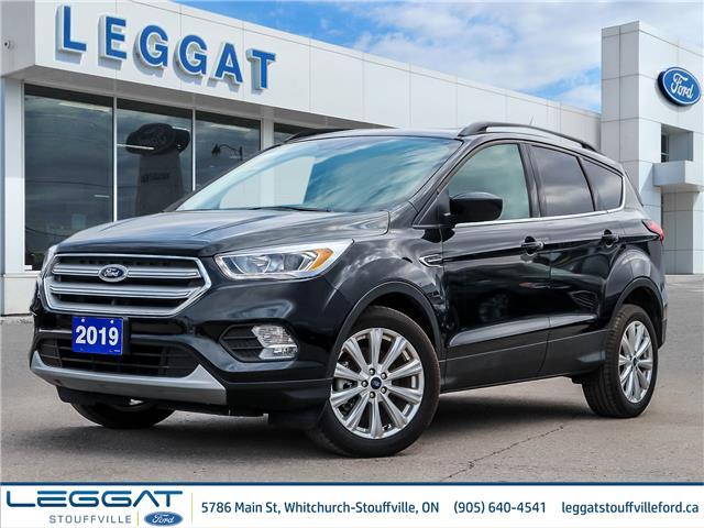 2019 Ford Escape SEL (Stk: U5361) in Stouffville - Image 1 of 29
