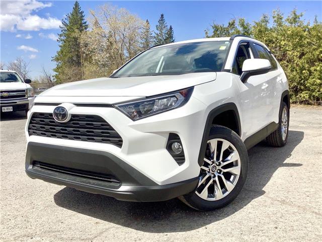 2020 Toyota RAV4 XLE (Stk: 28167) in Ottawa - Image 1 of 23