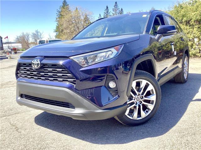 2020 Toyota RAV4 XLE (Stk: 28269) in Ottawa - Image 1 of 23