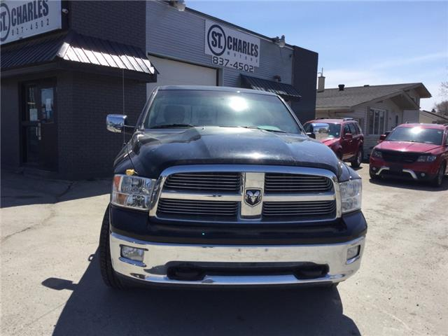 2012 RAM 1500 SLT (Stk: -) in Winnipeg - Image 1 of 16
