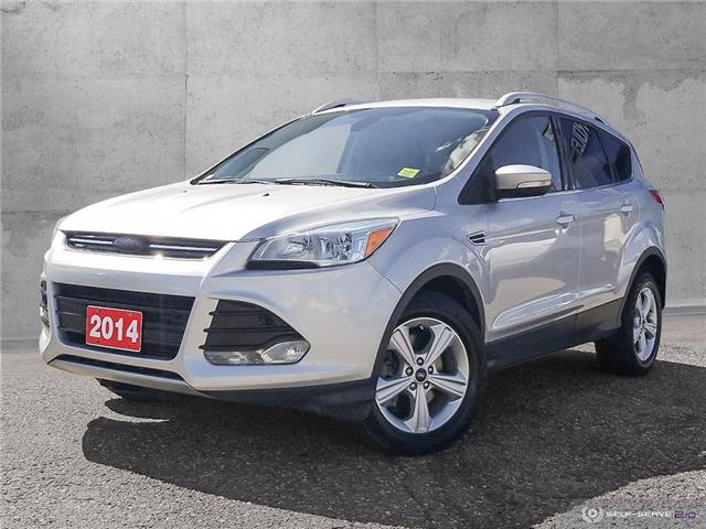 2014 Ford Escape Titanium (Stk: 8719) in Quesnel - Image 1 of 25
