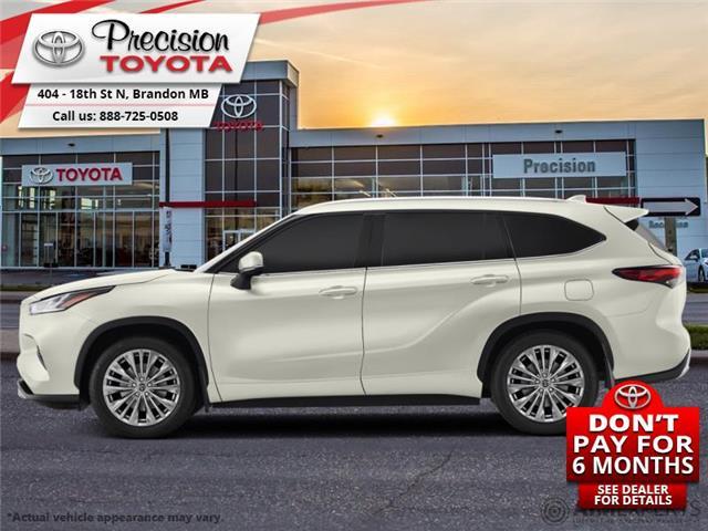2020 Toyota Highlander XLE (Stk: 20241) in Brandon - Image 1 of 1