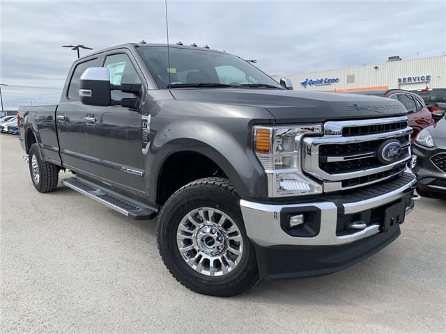 2020 Ford F-350 Lariat (Stk: 20T412) in Midland - Image 1 of 22