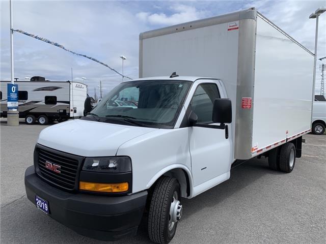 2019 GMC Savana Cutaway Work Van (Stk: 14321) in Carleton Place - Image 1 of 13