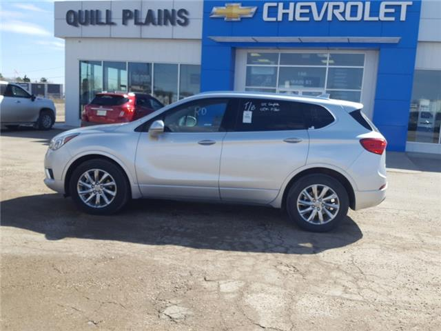 2019 Buick Envision Essence (Stk: 20P021) in Wadena - Image 1 of 17