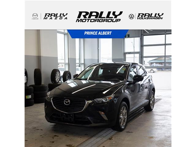 2018 Mazda CX-3 GS (Stk: V1117) in Prince Albert - Image 1 of 15