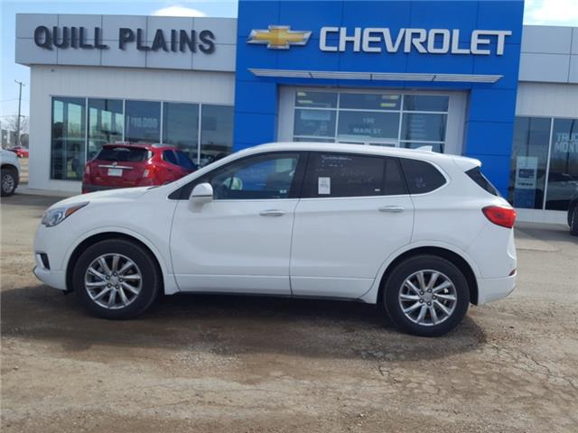 2019 Buick Envision Essence (Stk: 20P024) in Wadena - Image 1 of 14