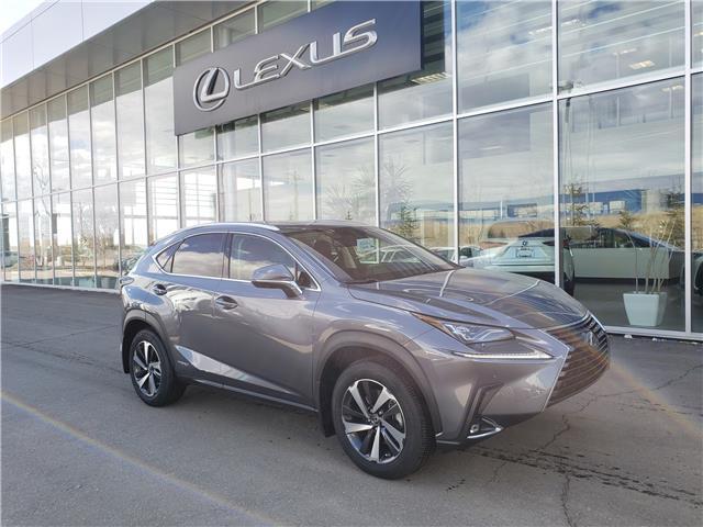 2020 Lexus NX 300h Base (Stk: L20427) in Calgary - Image 1 of 8