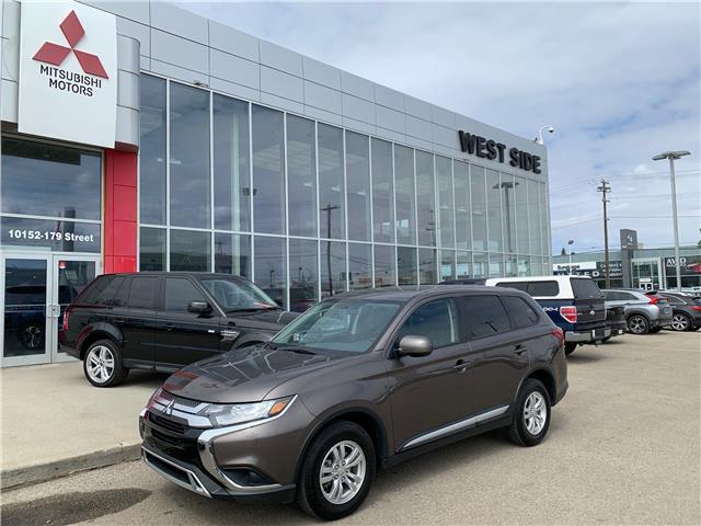 2019 Mitsubishi Outlander ES (Stk: BM3733) in Edmonton - Image 1 of 24