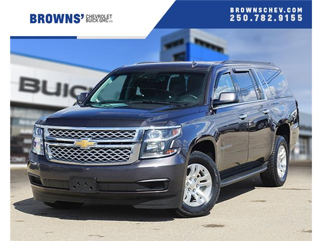 2016 Chevrolet Suburban LT (Stk: T20-1289A) in Dawson Creek - Image 1 of 17