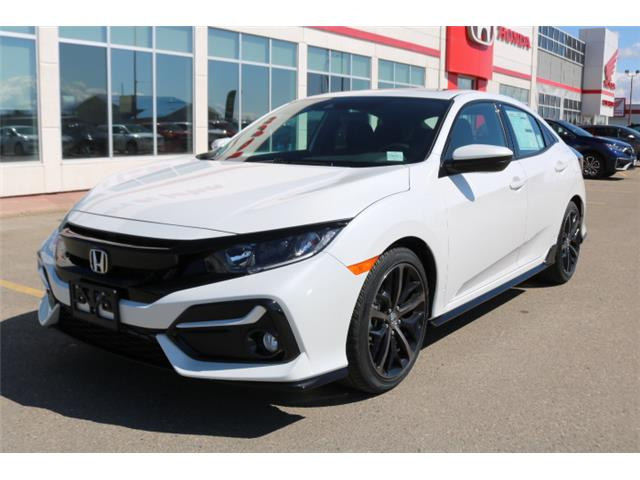 2020 Honda Civic Sport (Stk: 20045) in Fort St. John - Image 1 of 19