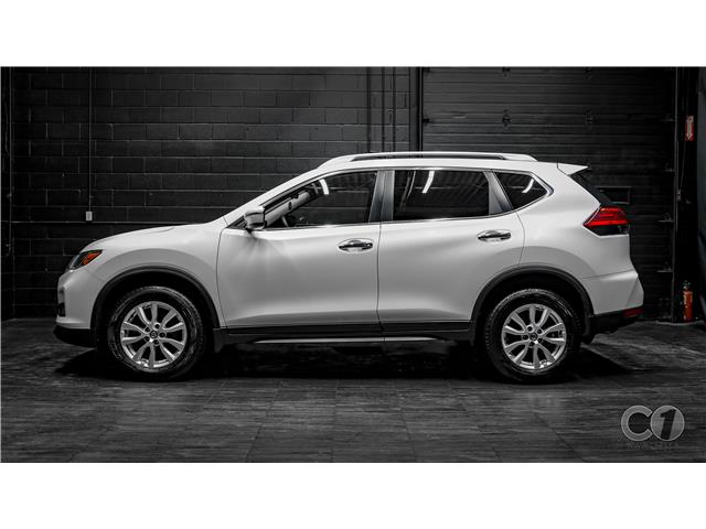 2017 Nissan Rogue SV 5N1AT2MV1HC818906 CT20-46 in Kingston